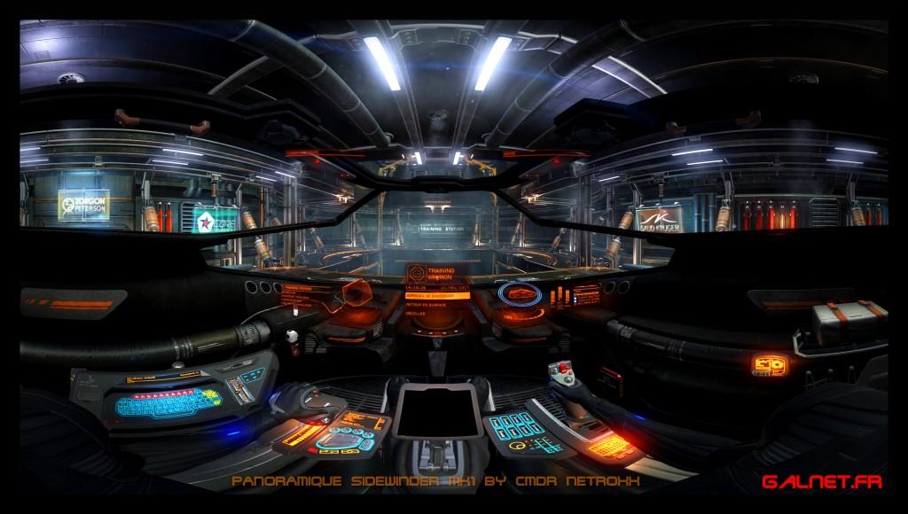 panoramique sidewinder MKI Galnet by NetRoXx