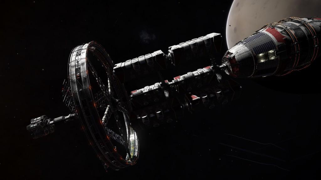 Planètes et outposts