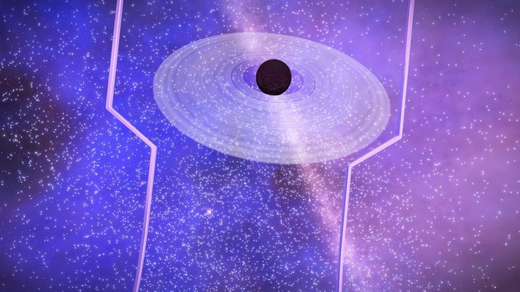 La nébuleuse planétaire HYPOE FLYI AK-A E3950