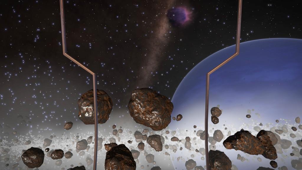 La nébuleuse planétaire MYLAIFAI UP-O E6-913