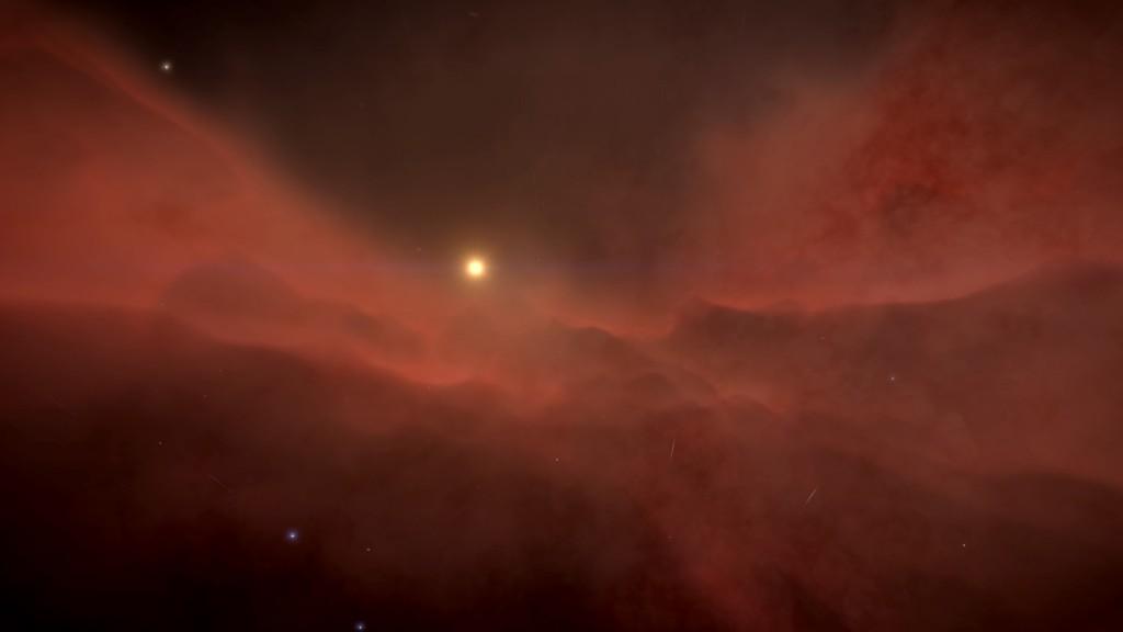 La Nébuleuse d'Orion et la Tête de Cheval