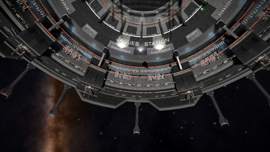 Jaques Station d'Elite Dangerous