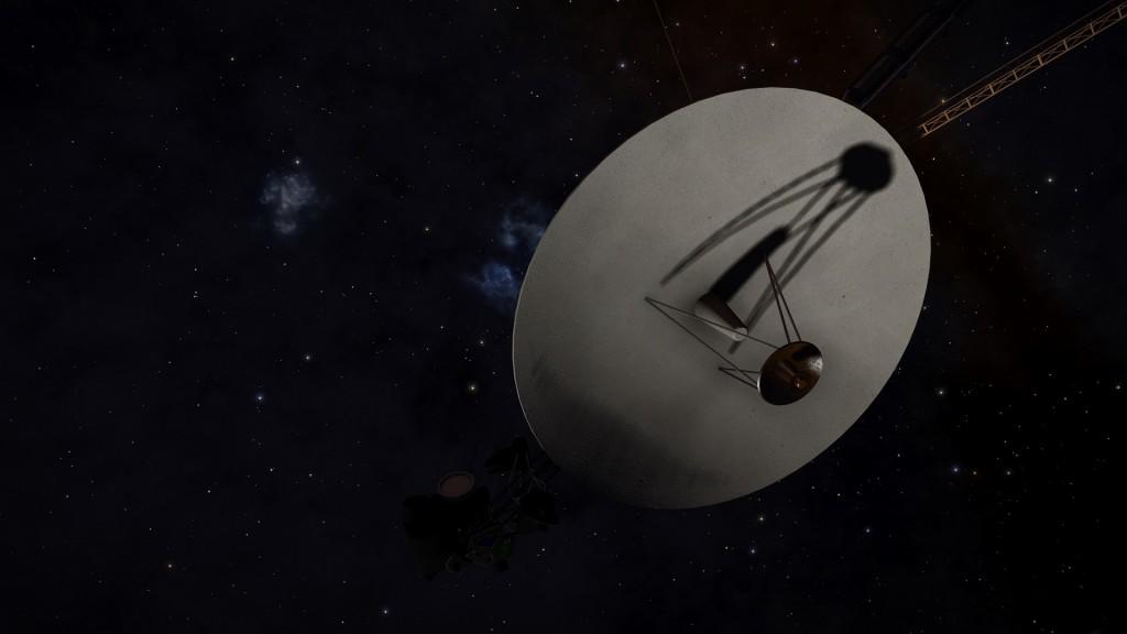 A la rencontre de Voyager Elite Dangerous