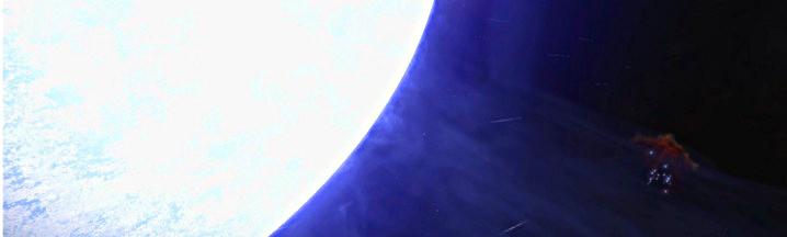 Exploration – Eta Carinae LBV