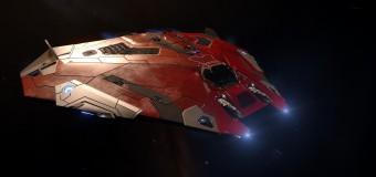 cobra MK IV elite Dangerous